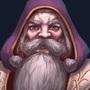 Dwarf Mage by ArtDeepMind
