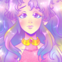 Purple Mistress by doublemaximus