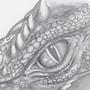 Dragon Eye by Jcrown41