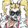 Harley Quinn Arkhem Asylum by JacobCaleb