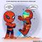 Stark Industries R&D Department: Spider Suit