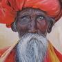 Hindu man by FridaLi