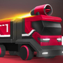 Thunderbird Truck Concept Design