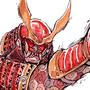 Daredevil Oriental by Manguinha