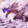Attack on Titan Dragon (digital coloured)