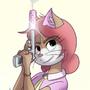 Secret Agent Daphne by fxscreamer