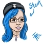 Steot Doodle by ellyrox