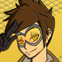 Tracer W Goggles by Plazmix