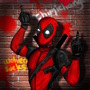 Deadpool by allsketchedout33