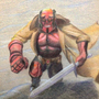 Hellboy by TheJackOfClubs1