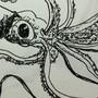 Giant Squid by SpencerXavier