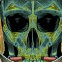 Astronaut skeleton guy by Marklikeart