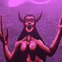 devil girl by soulkiller69