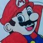 Super Mario by ScribbleAnt