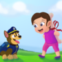 Paw Patrol (Commission) by Jom