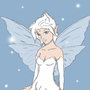 Snow Fairy by DapperSnake