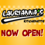 Laurianna Now Open