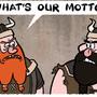 Viking Motto