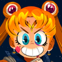 Sailor Moon - Busy Night by FuShark