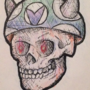 Vineskull by morganstedmanmsNG