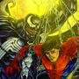 Spider-Man vs Venom 2 by momotdima
