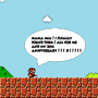 I fixed Super Mario Bros. by Rosie1991