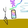 Dust Rainbow Snake by Theepicosity