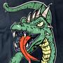 Dragonsnake by niferdil