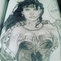 wonder women by artwithabraham