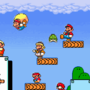 Super Mario Bros 3 Gathering by SanfordMadnessNexus
