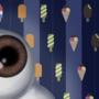 Eyes cream cone