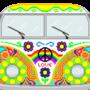 Hippie Van by LexRodent