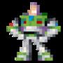 Day #7 - Buzz Lightyear by JinnDEvil