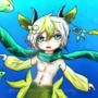 Emerald Ocean by Akari19