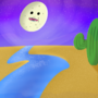 Cartoon Background Practice