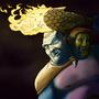 Ogre Magi Fan Art by LineDetail