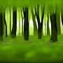 Forest Background by FlumpyTripod