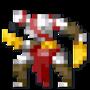 Day #10 - Kratos by JinnDEvil