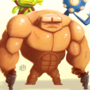 You did not reach the nuclear throne by HugoVRB