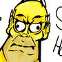 Sexy Homer by Blounty