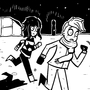 Escaping Emily Page 6 by FLASHYANIMATION