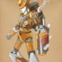 Megaman Steampunk