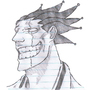 Kenpachi by YourBuddyJake