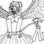Dark-Angel by dark-Redwolf