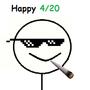 Happy 4/20 by DextremeArrow