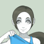 wii fit trainer by LutzBay