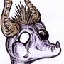 Mohawk Spyro by ItsMacklin