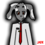 Jade The Dog by LogaNiceGamer