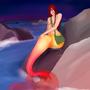 Mermaid by ColoredInsanity