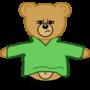 Boo Bear by alienanimation
